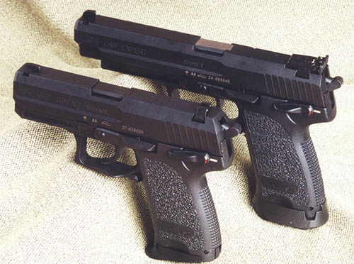 Heckler & Koch pisztolyok 1. rész – – Az USP család