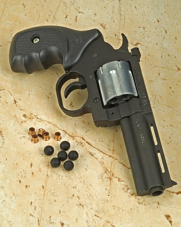 51ecf1028d16 Magnum Defender – 25 joule engedély nélkül – Keserű elöltöltős gumilövedékes