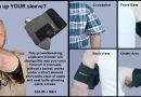 Ingujj/felkar pisztolytáska (Armsband holster)