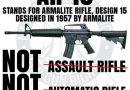 AR-15: minek a rövidítése?