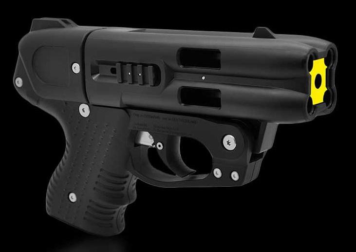 fa15ad967118 A svájci Piexon a legkomolyabb szereplő a pirotechnikai elven működő pepper  folyadéksugár-kilövő önvédelmi/rendvédelmi eszközök piacán.