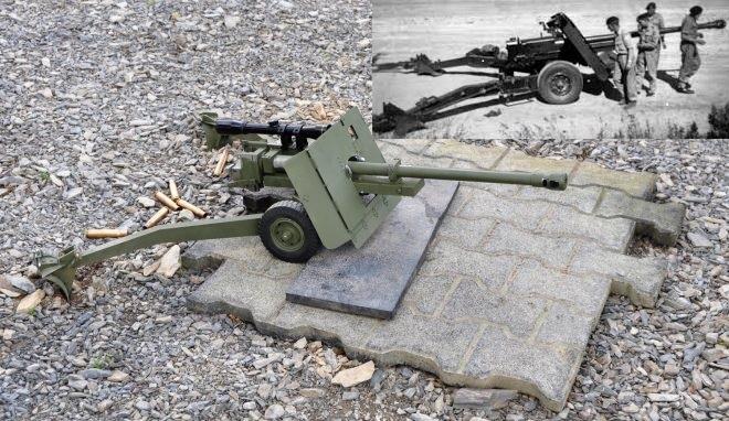 .50 BMG ágyúmodell