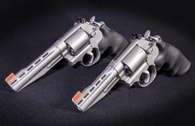 S&W 686, 686+ Enhanced revolverek